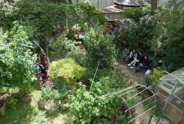 jardin de l'univert